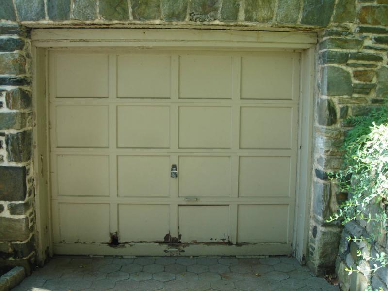Garage Door Wood Panel Wageuzi